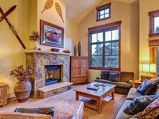 Villa at Mountain Thunder: True Ski-in/Ski-out, Great Location