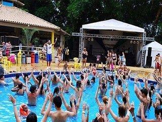Apartamento Suíte Hotel - Caldas Novas - Golden Dolphin