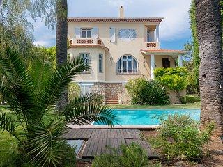 Impresionante villa *Cap d'Antibes Ref.248169