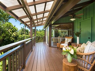 NEW LISTING! Beautiful home w/ lanai, central location & easy beach access!