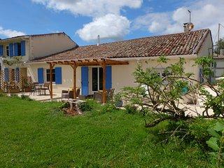 Maison paisible près de Jonzac