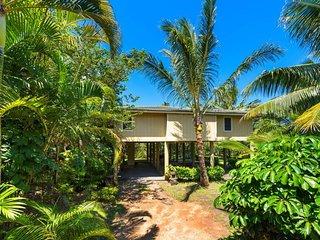 NEW LISTING! Luxury home w/ocean views, entertainment & easy walk to beach