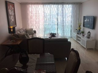 Amazing condo with ocean view in Malecon Center