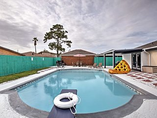NEW! Modern Home w/Pool - Mins to French Quarter!