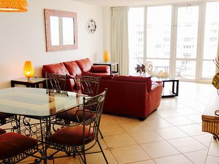 Miami Beach! Beautifull bay view 15th for 4 guests