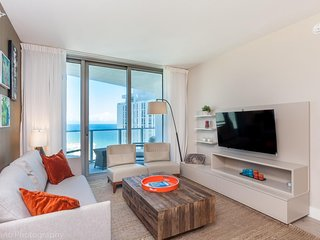 Miami! Hyde Beach Resort 1704 up to 6 guests