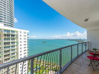 1/1 Miami - Downtown at Opera Tower 35th fl. 4 guests