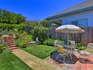 Central San Luis Obispo Home w/Garden & Yard!