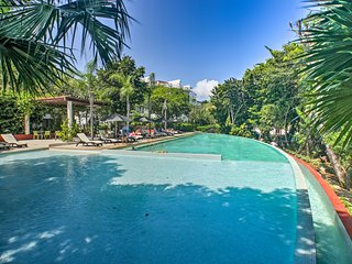 NEW! Akumal TAO Garden Condo w/ Resort Amenities!