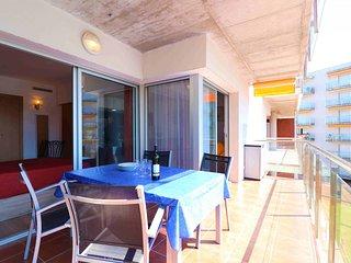 Apartamento con piscina en alquiler en Roses-M.MEST 2-5