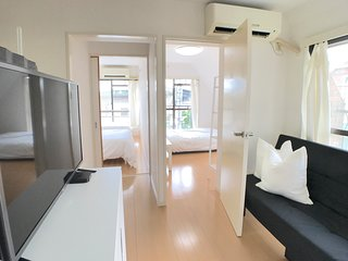 The White House Meguro - 2 Bedroom and 1 Bathroom - Tokyo Vacation Rental