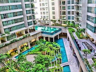 Regalia Residence (Bedroom 3) Kuala Lumpur Malaysia