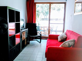 Akyaka, prime location. 1 bedroom apartment