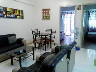 Cozy 2BR + B at Camella Northpoint Condominium