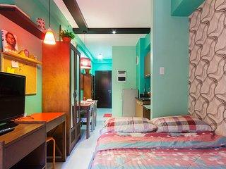 Cozy Studio + B at Camella Northpoint Condominium