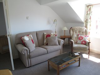 St. David's Holiday Apartments, Apartment 7, Second floor.2 Bedrooms,double&twin