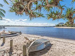 Noosa Bella Vista 6 - WATERFRONT Noosaville