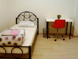 Room near the Historical Center and Metro (b)