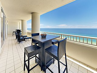 Mesmerizing 19th-Floor Gulf Views! 4BR All-Suite at The Beach Club w/ 5 Pools