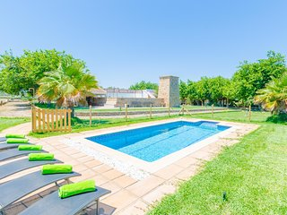 ES MOLI DE LA MAR  - Villa for 6 people in Muro
