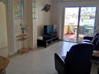 Two bedroom 2nd floor apartment