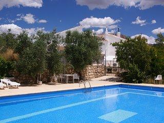 Cortijo el Alamo, een 5 persoons vakantie appartement in Andalusie, Spanje