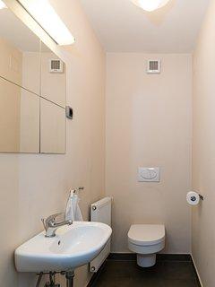 Villa Koritno - separate toilet