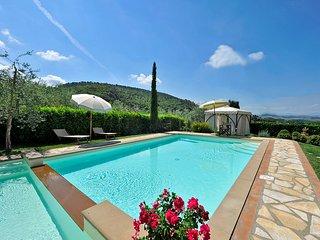 4 bedroom Villa in Iano, Tuscany, Italy : ref 5247834