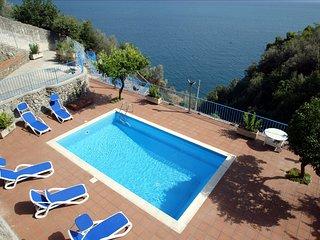 6 bedroom Villa in Conca dei Marini, Campania, Italy : ref 5248245