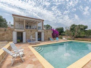 4 bedroom Villa in Specchiolla, Apulia, Italy : ref 5248094