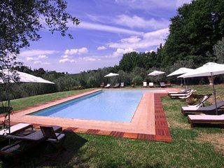 11 bedroom Villa in San Casciano in Val di Pesa, Tuscany, Italy : ref 5311397
