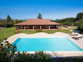 4 bedroom Villa in Blandano, Sicily, Italy : ref 5247304