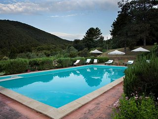 6 bedroom Villa in Balbano, Tuscany, Italy : ref 5247681