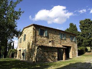 4 bedroom Villa in Castiglioncello del Trinoro, Tuscany, Italy : ref 5247911