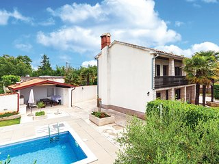 3 bedroom Villa in Segotici, Istria, Croatia : ref 5564361