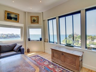 3 bedroom Apartment in Dinard, Brittany, France : ref 5639111