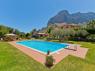 5 bedroom Villa in Cinisi, Sicily, Italy : ref 5247361