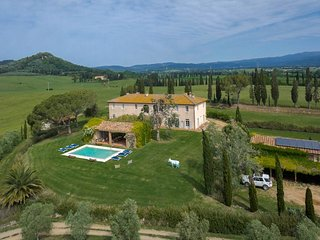 7 bedroom Villa in Castellaccia, Tuscany, Italy : ref 5247658