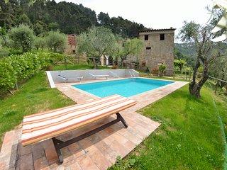 3 bedroom Villa in Torcigliano, Tuscany, Italy : ref 5247715