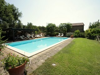 7 bedroom Villa in Monticchiello, Tuscany, Italy : ref 5247825