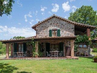 6 bedroom Villa in Radicofani, Tuscany, Italy : ref 5247824
