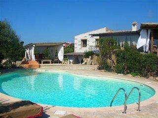 7 bedroom Villa in Abbiadori, Sardinia, Italy : ref 5248025