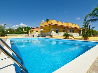 5 bedroom Villa in Floridia, Sicily, Italy - 5247392