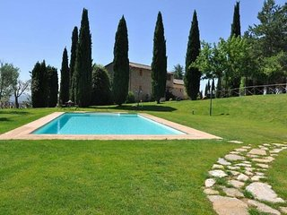 6 bedroom Villa in Monte l'Agello, Umbria, Italy : ref 5312797