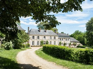 7 bedroom Chateau in Avoise, Pays de la Loire, France : ref 5639124