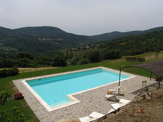 5 bedroom Villa in Piazze, Tuscany, Italy : ref 5247903