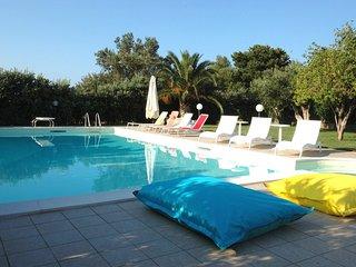 3 bedroom Villa in Case Di Girolamo, Sicily, Italy : ref 5247383