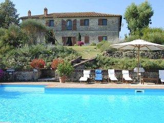 9 bedroom Villa in Ville di Corsano, Tuscany, Italy - 5247848