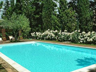 6 bedroom Villa in San Quirico, Umbria, Italy : ref 5313032