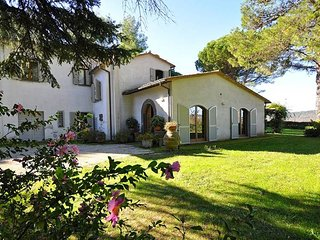 4 bedroom Villa in San Quirico, Umbria, Italy : ref 5247511